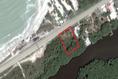 Foto de terreno habitacional en venta en carretera costera del golfo , isla aguada, carmen, campeche, 14036835 No. 01