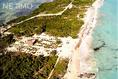 Foto de terreno industrial en venta en carretera punta sam kilometro 105, isla blanca, isla mujeres, quintana roo, 5971619 No. 01