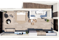 Foto de departamento en venta en  , la veleta, tulum, quintana roo, 14032963 No. 09