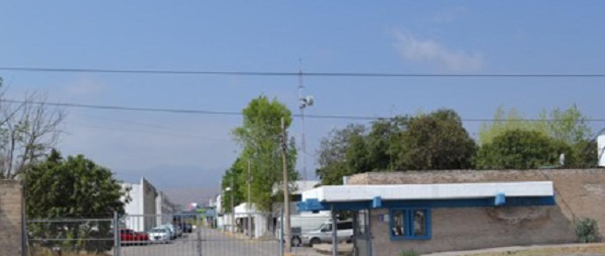 Nave Industrial En Av Benito Juarez Zona Indust