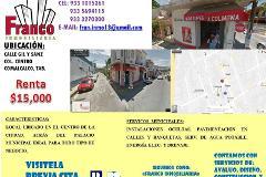 Foto de local en renta en sánchez mármol 0, comalcalco centro, comalcalco, tabasco, 3018511 No. 01