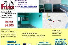 Foto de casa en renta en rosendo taracena 0, santa amalia, comalcalco, tabasco, 2928875 No. 01