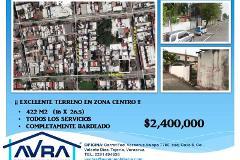 Foto de terreno habitacional en venta en 1 de mayo 22, veracruz centro, veracruz, veracruz de ignacio de la llave, 3943926 No. 01