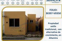 Foto de casa en venta en Laguna Florida, Altamira, Tamaulipas, 4724142,  no 01