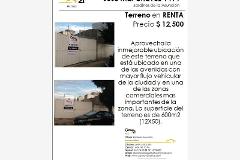 Foto de terreno comercial en renta en jose maria chavez 1414, zona centro, aguascalientes, aguascalientes, 2705168 No. 01