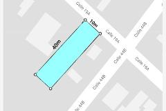 Foto de terreno habitacional en venta en 19a 392, ampliación pedregales de lindavista, mérida, yucatán, 3921642 No. 01