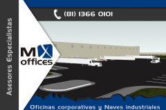 Foto de nave industrial en renta en Cerradas de Cumbres Sector Alcalá, Monterrey, Nuevo León, 3708234,  no 01