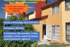Foto de casa en condominio en venta en Villas de Xochitepec, Xochitepec, Morelos, 4478107,  no 01