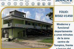 Foto de departamento en venta en Laguna del Carpintero, Tampico, Tamaulipas, 4638521,  no 01