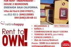 Foto de casa en renta en Villas Residencial del Real IV 2da. Sección, Ensenada, Baja California, 5217570,  no 01