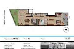 Foto de departamento en venta en Desarrollo Habitacional Zibata, El Marqués, Querétaro, 3725105,  no 01