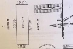 Foto de terreno habitacional en venta en 34 34, conkal, conkal, yucatán, 4654415 No. 01