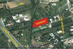 Foto de terreno habitacional en venta en Los Cristales, Monterrey, Nuevo León, 2576459,  no 01