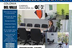 Foto de oficina en renta en Del Valle Centro, Benito Juárez, Distrito Federal, 5316307,  no 01