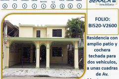 Foto de casa en venta en Ampliación Unidad Nacional, Ciudad Madero, Tamaulipas, 4721445,  no 01