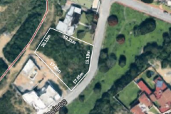 Foto de terreno habitacional en venta en Hacienda Los Encinos, Monterrey, Nuevo León, 4712245,  no 01