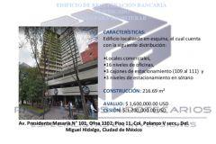 Foto de oficina en venta en Polanco V Sección, Miguel Hidalgo, Distrito Federal, 3996747,  no 01