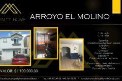 Foto de casa en venta en Arroyo El Molino, Aguascalientes, Aguascalientes, 4390268,  no 01