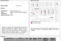 Foto de terreno habitacional en venta en Pedregal de San Nicolás 3A Sección, Tlalpan, Distrito Federal, 4873662,  no 01