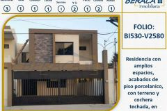 Foto de casa en venta en Ampliación Unidad Nacional, Ciudad Madero, Tamaulipas, 4721300,  no 01