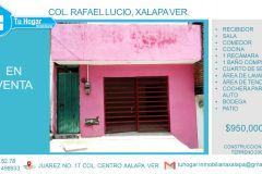 Foto de casa en venta en Rafael Lucio, Xalapa, Veracruz de Ignacio de la Llave, 5405214,  no 01