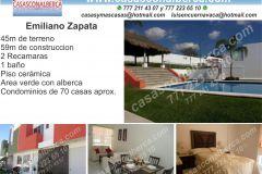 Foto de casa en venta en Centro, Emiliano Zapata, Morelos, 4712404,  no 01