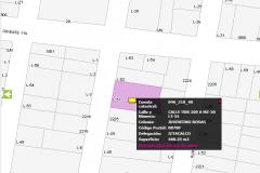 Foto de terreno habitacional en venta en Juventino Rosas, Iztacalco, Distrito Federal, 5232112,  no 01