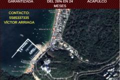 Foto de terreno comercial en venta en Playa Diamante, Acapulco de Juárez, Guerrero, 5393291,  no 01