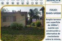 Foto de terreno habitacional en venta en Jacarandas, Ciudad Madero, Tamaulipas, 4806574,  no 01
