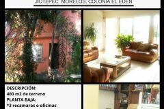 Foto de casa en venta en Tlahuapan, Jiutepec, Morelos, 5102731,  no 01