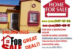 Foto de casa en venta en Villas Residencial del Real IV 2da. Sección, Ensenada, Baja California, 5386327,  no 01