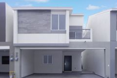 Foto de casa en venta en Bosques Quebec, General Escobedo, Nuevo León, 4517639,  no 01