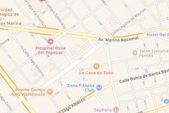 Foto de terreno habitacional en venta en Anahuac I Sección, Miguel Hidalgo, Distrito Federal, 4786270,  no 01