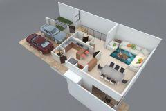 Foto de casa en venta en Pedregal la Silla 1 Sector, Monterrey, Nuevo León, 5376838,  no 01