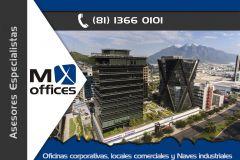 Foto de oficina en renta en Del Valle Oriente, San Pedro Garza García, Nuevo León, 4616240,  no 01