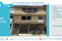 Foto de casa en venta en Casa Blanca, Xalapa, Veracruz de Ignacio de la Llave, 5374132,  no 01