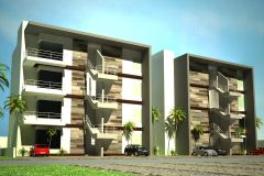 Foto de departamento en venta en Campestre, Benito Juárez, Quintana Roo, 4741134,  no 01