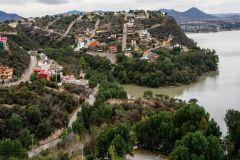 Foto de terreno habitacional en venta en Presa Escondida, Tepeji del Río de Ocampo, Hidalgo, 4522969,  no 01