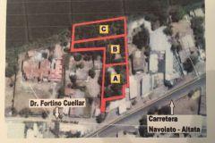 Foto de terreno habitacional en venta en Albañiles, Navolato, Sinaloa, 4213439,  no 01