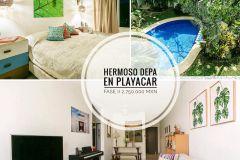 Foto de departamento en venta en Playa Car Fase II, Solidaridad, Quintana Roo, 4648257,  no 01