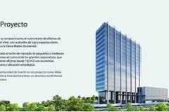 Foto de oficina en renta en Santa María, Monterrey, Nuevo León, 5243412,  no 01