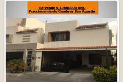 Foto de casa en venta en Cumbres San Agustín 1 S. 2 Etapa, Monterrey, Nuevo León, 4627711,  no 01