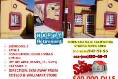 Foto de casa en venta en Villas del Real 2a Sección, Ensenada, Baja California, 5322702,  no 01