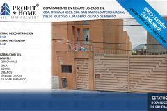 Foto de departamento en venta en San Bartolo Atepehuacan, Gustavo A. Madero, Distrito Federal, 5082680,  no 01