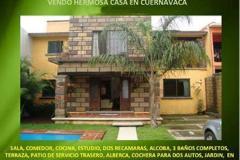Foto de casa en renta en - -, ahuatepec, cuernavaca, morelos, 2040384 No. 01
