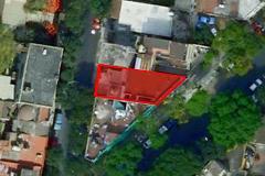 Foto de terreno comercial en venta en ajusco , portales sur, benito juárez, distrito federal, 0 No. 01