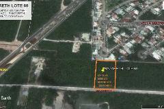 Foto de terreno habitacional en venta en  , alfredo v bonfil, benito juárez, quintana roo, 4555915 No. 01