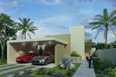 Foto de casa en venta en  , algarrobos desarrollo residencial, mérida, yucatán, 2754665 No. 01