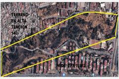 Foto de terreno comercial en venta en alta tension 140, olivar del conde 1a sección, álvaro obregón, distrito federal, 0 No. 01
