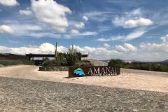 Foto de terreno habitacional en venta en amanali contry club & náutica 0, presa escondida, tepeji del río de ocampo, hidalgo, 3882999 No. 01